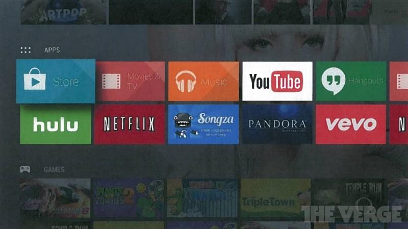 Se filtra Android TV, la apuesta de Google para la sala de estar - android-tv-3-800x449