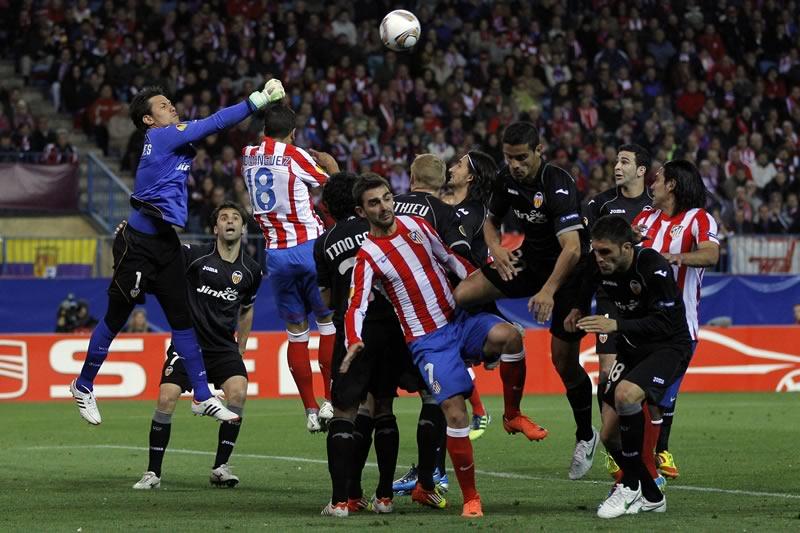 Atlético de Madrid vs Valencia en vivo, Jornada 35 Liga Española 2014 - atletico-de-madrid-vs-valencia-en-vivo-jornada-35