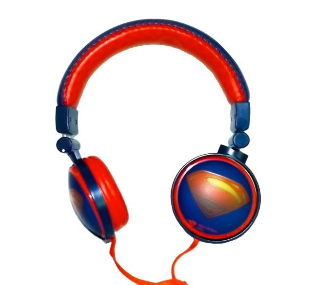 Audífonos para regalar este día del niño por Ginga - audifonos-superman