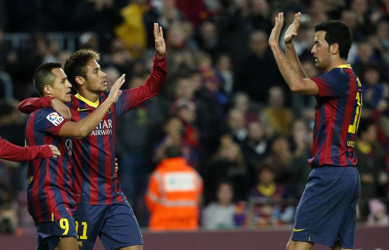 Barcelona vs Villarreal en vivo, Jornada 35 Liga Española 2014 - barcelona-vs-villarreal-en-vivo-jornada-35