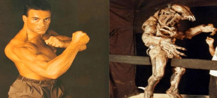 Jean-Claude Van Damme y su historia como el original DEPREDADOR - big