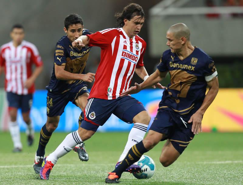 Chivas vs Pumas en vivo, Jornada 16 Clausura 2014 - chivas-vs-pumas-en-vivo-jornada-16