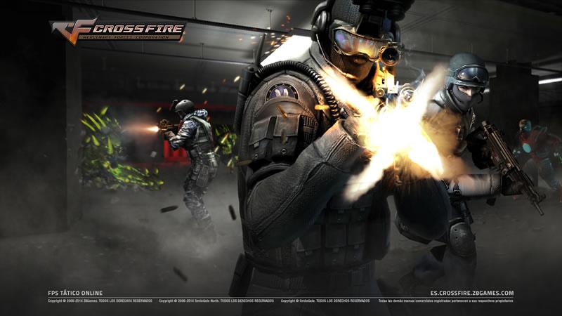 CrossFire, el shooter gratuito para PC es lanzado oficialmente en español - crossfire-espanol