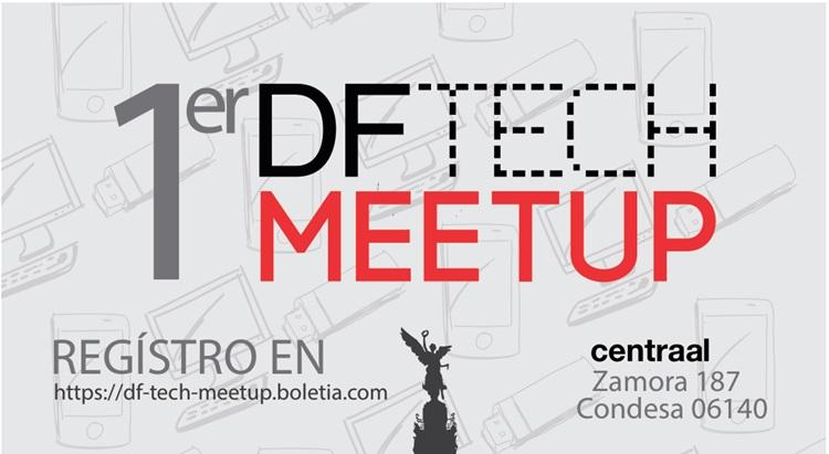 DF Tech Meetup 2014, conéctate con la comunidad tecnológica del DF - df-tech-meetup-2014