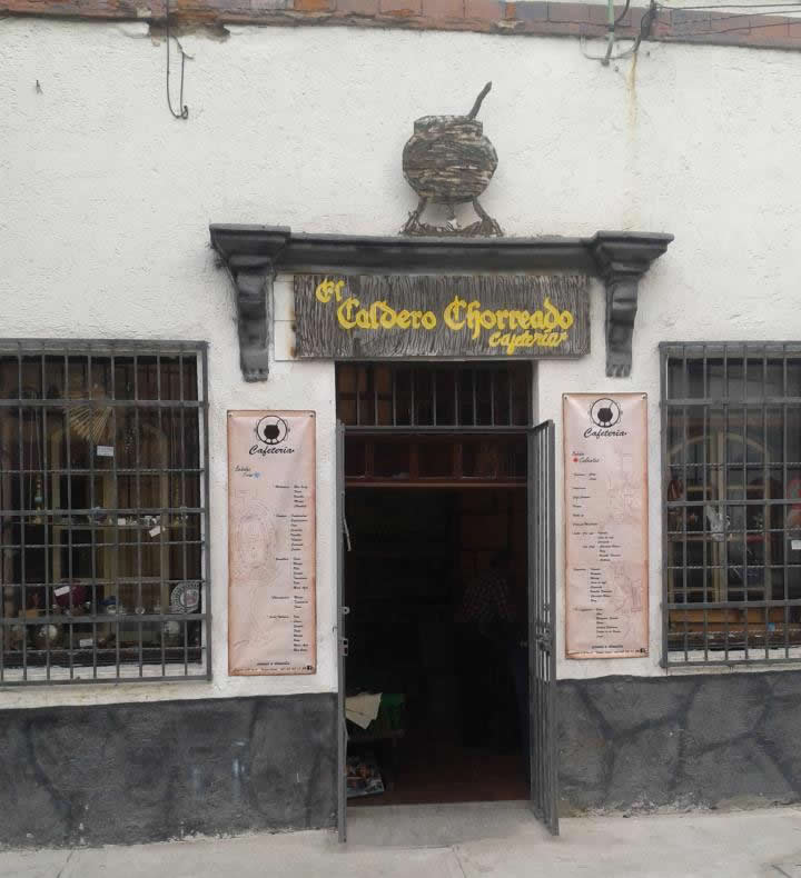 5 lugares Geek que debes visitar en México D.F - el-caldero-chorreado
