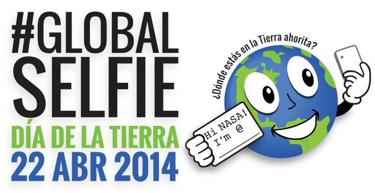 Conoce más sobre el Día de la Tierra 2014 y únete a la celebración - global-selfie-dia-de-la-tierra