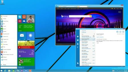 Menú de Inicio clásico regresa a Windows 8.1