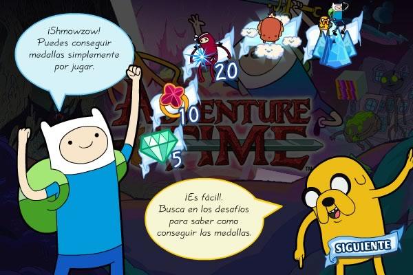 Juegos de hora de aventura en Cartoon Network - mision-honrada-2-hora-de-aventura