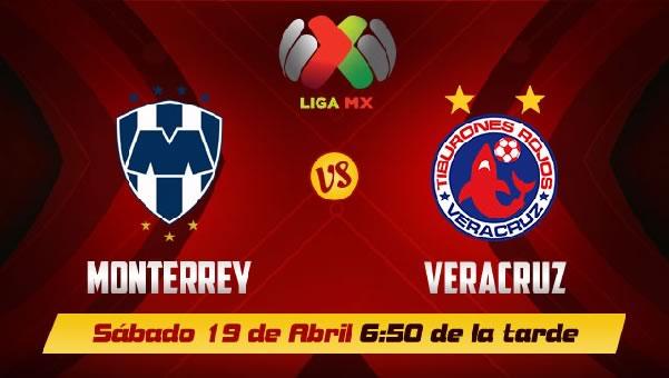 Monterrey vs Veracruz en vivo, Jornada 16 Clausura 2014 - monterrey-vs-veracruz-en-vivo-televisa