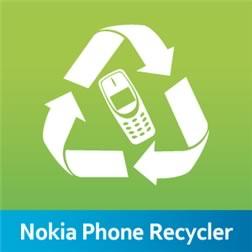 Apps para Nokia Lumia con motivo del día de la tierra - nokia-phone-recycler-lumia