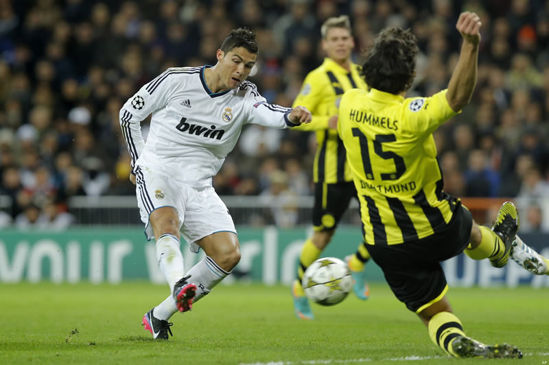 Real madrid vs borussia dortmund en vivo cuartos for Cuartos final champions 2014