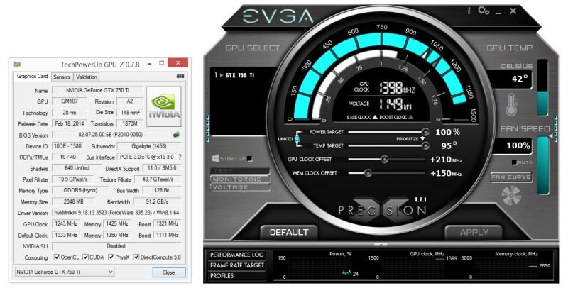 Gigabyte GeForce GTX 750 Ti WindForce [Reseña] - 103