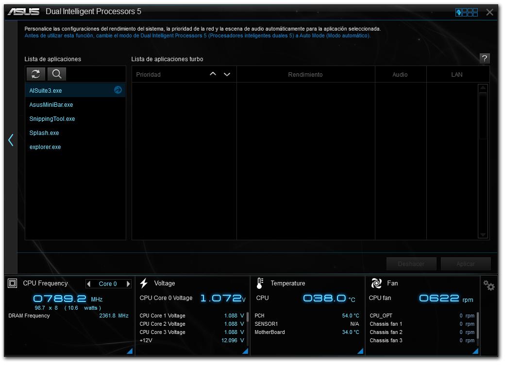 Tarjeta madre ASUS Z97-A, optimiza tu sistema con un clic [Reseña] - 24