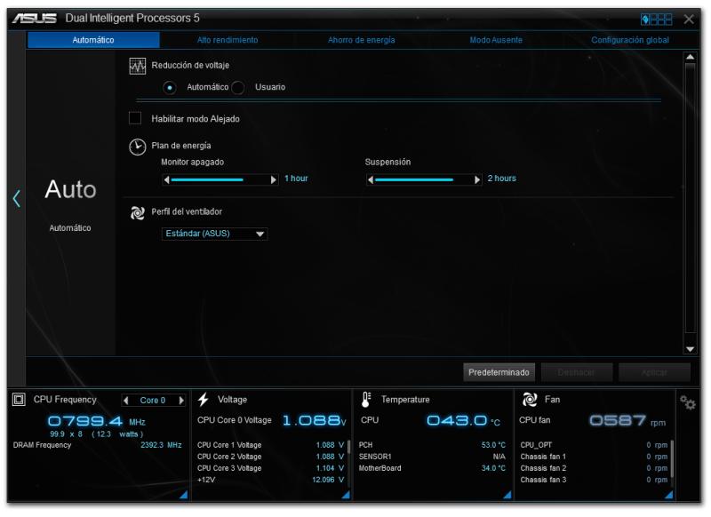 Tarjeta madre ASUS Z97-A, optimiza tu sistema con un clic [Reseña] - 26