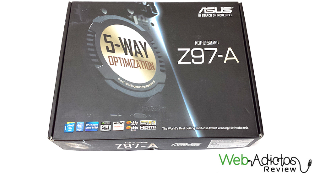 Tarjeta madre ASUS Z97-A, optimiza tu sistema con un clic [Reseña] - 28