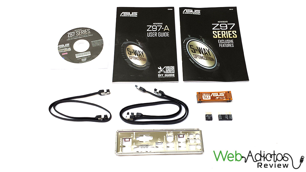 Tarjeta madre ASUS Z97-A, optimiza tu sistema con un clic [Reseña] - 54