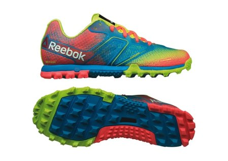 All Terrain Series de Reebok, el zapato ideal para las carreras de obstáculos