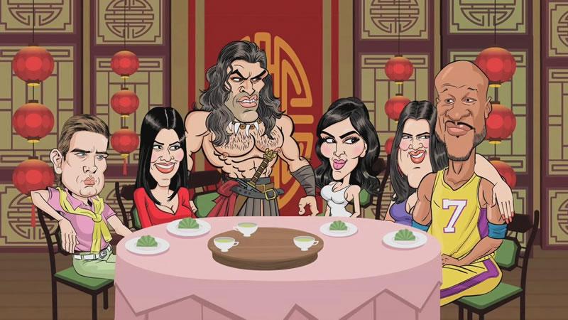 Cartoon Network presenta Conan el Kardashian y Ga'hoole esta semana - Conan-el-Kardashian-Cartoon-Network