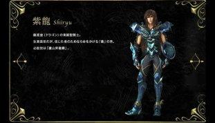 Todo lo que sabemos del estreno de Saint Seiya: Legend of Sanctuary - Dragon