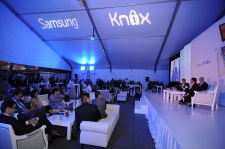 Samsung KNOX, la plataforma de seguridad de Samsung para empresas llegó a México