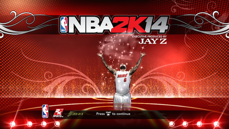 Juegos gratis en PlayStation Plus del mes de junio - NBA-2k14
