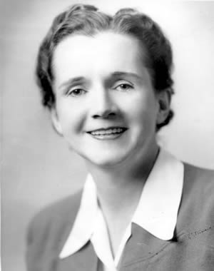 Rachel Louise Carson, en el Doodle de Google de hoy - Rachel-Carson