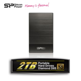 Discos duros externos de 2TB USB 3.0 son presentados por Silicon Power - SPPR_2TB-USB-3.0-Portable-Hard-Drives_Diamond-D05