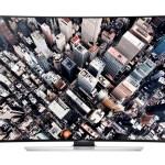 Pantallas Samsung UHD curvas llegan a México - Televisor-UHD-HU9000K_001-vista-Front