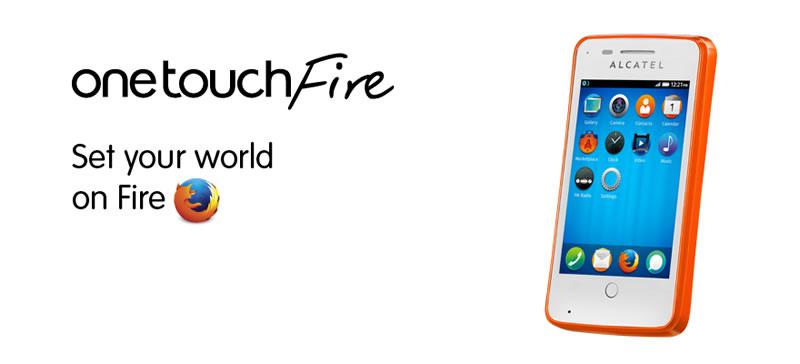 Alcatel OneTouch Fire el primer smartphone con Firefox OS en Telcel - alcatel-onetouch-fire-telcel