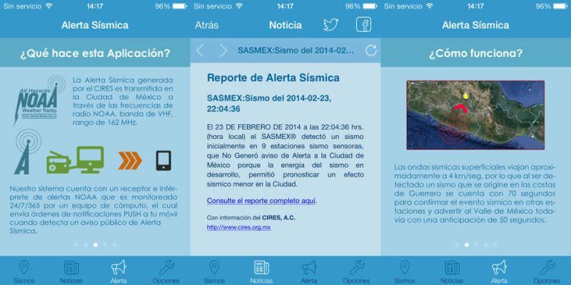 Apps con alerta sísmica para tu celular ¡Prepárate para el temblor! - alerta-sismica-df