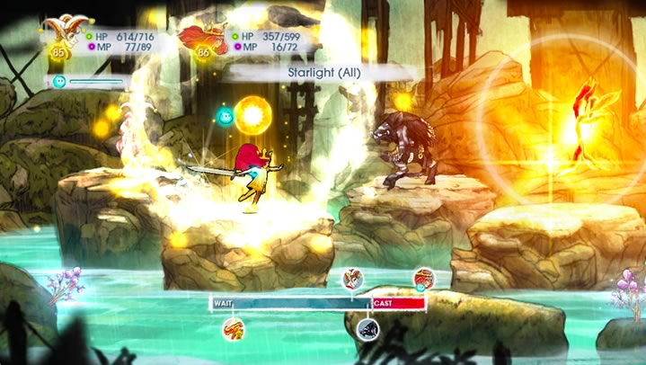 Child Of Light para PlayStation Vita estará disponible en Julio - child-of-light