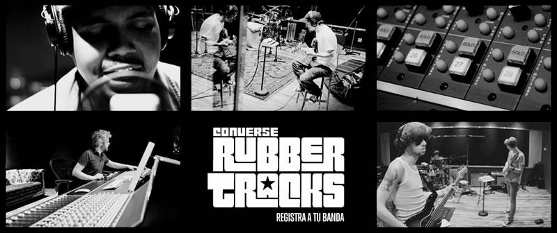 ¡Atención Bandas! Converse Rubber Tracks regresa a México - converse-rubber-tracks-mexico