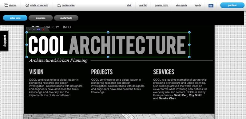 3 opciones para crear una página web gratis y rápido - crear-pagina-web-gratis
