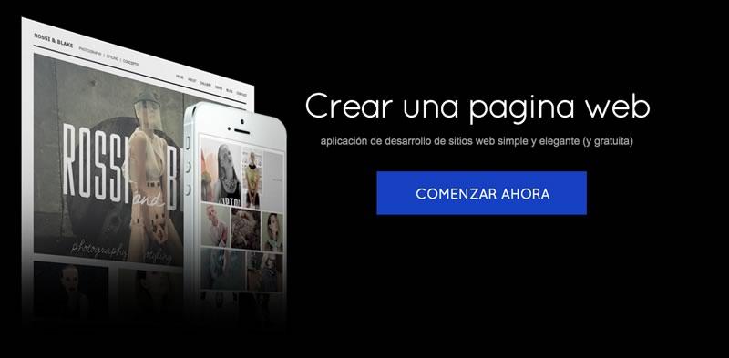 3 opciones para crear una página web gratis y rápido - crear-una-pagina-web-imcreator