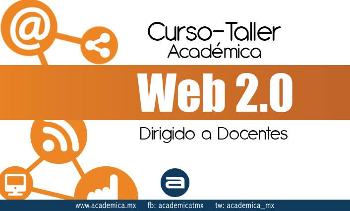 curso web para docentes Curso Taller Académica Web 2.0 para docentes online y gratis