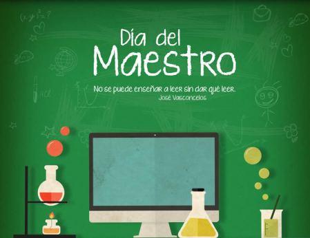 Día del maestro en México, Doodle de Google y unas infografías para conocer más de este día