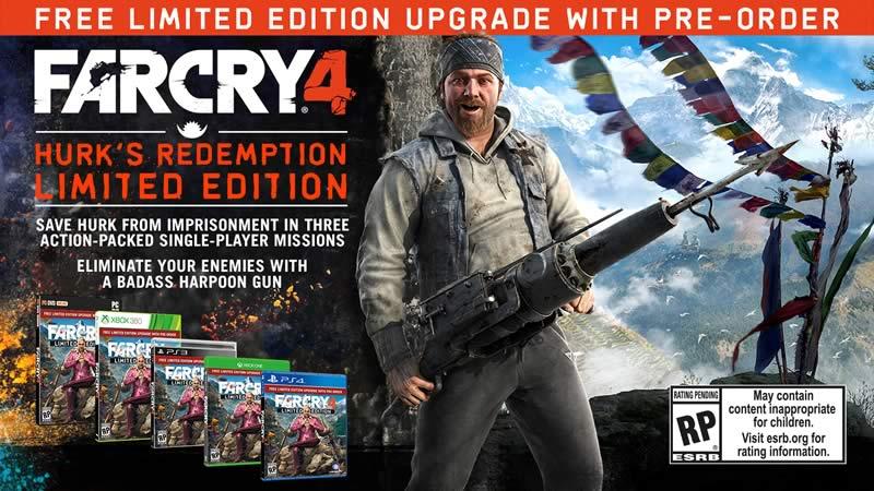 Far Cry 4 es anunciado oficialmente por Ubisoft - farcry-4-edicion-limitada