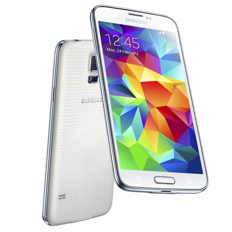 Samsung Galaxy S5 supera ventas en México - galaxy-s5-funciones1