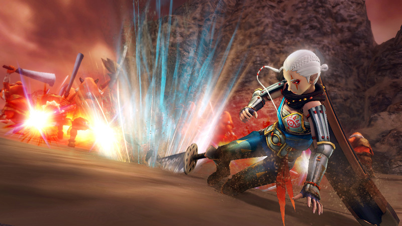hyrule warriors 19 Todo lo que sabemos acerca de Hyrule Warriors, lo nuevo de Zelda para Wii U