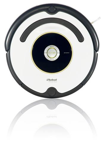 iRobot Roomba Serie 600, el robot que hace la limpieza del hogar ¡El regalo perfecto para mamá! - irobot-roomba-limpieza