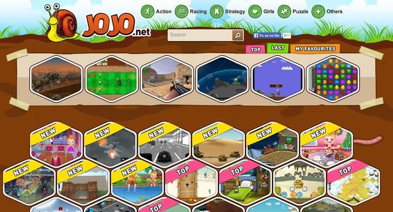 Juegos JoJo, la alternativa a Friv que te gustará - juegos-jojo