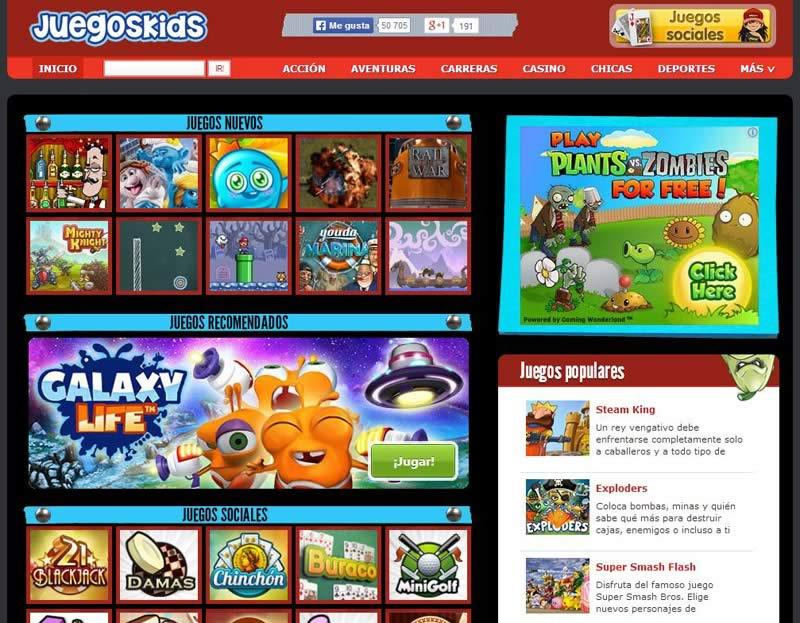 Juegos Kids Un Nuevo Concepto En Juegos Online