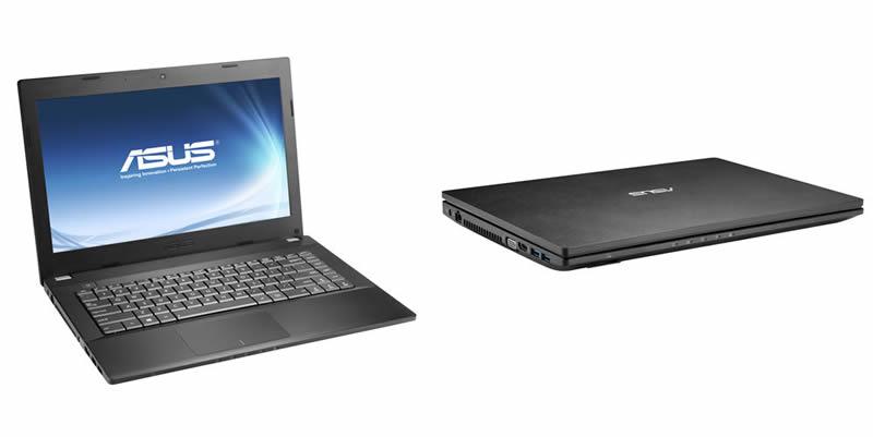 Laptops ideales para empresas son presentadas por ASUS en México - laptops-para-empresas-asus