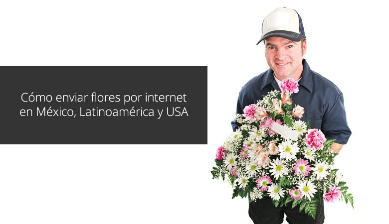 Enviar flores por internet este día de las madres es fácil y seguro. Aquí te decimos cómo - mandar-flores-por-internet-mexico-usa