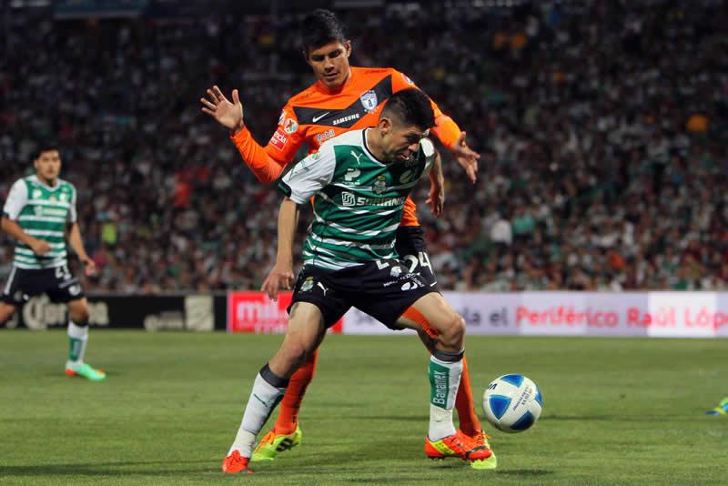 pachuca vs santos en vivo semifinal clausura 2014 Pachuca vs Santos en vivo, Semifinal Clausura 2014 (Partido de ida)