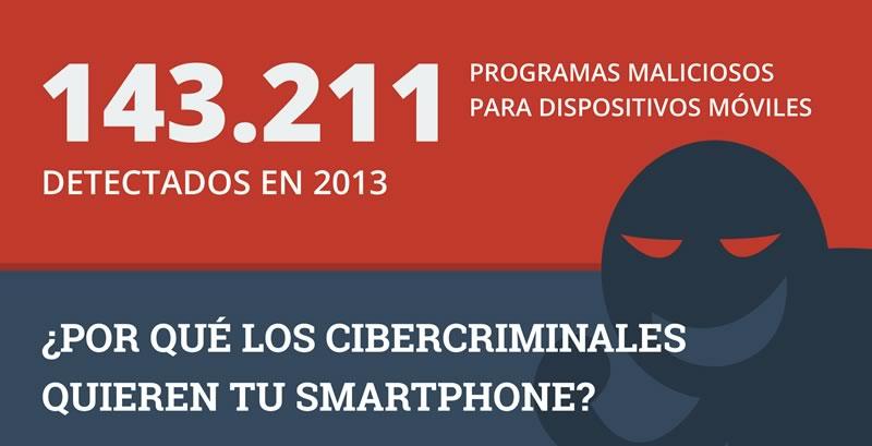 para que usan cibercriminales smartphone ¿Para que quieren los cibercriminales tu smartphone? Aquí te decimos
