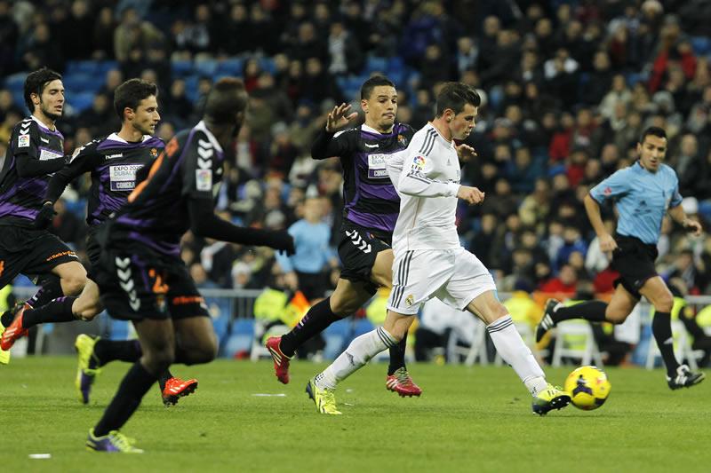 Real Madrid vs Valladolid en vivo, Liga Española 2014 - real-madrid-vs-valladolid-en-vivo-liga-espana