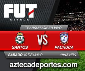 Santos vs Pachuca en vivo, Semifinal Clausura 2014 (Partido de vuelta) - santos-vs-pachuca-en-vivo-tv-azteca-semifinal