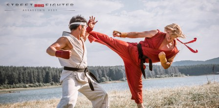 Serie completa de Street Fighter: Assassin's Fist a través de Youtube