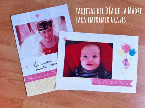 5 Tarjetas del día de la madre para imprimir que te van a gustar - tarjetas-10-de-mayo-imprimir
